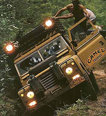 Legi 243 N Land Rover Colombia Ver Tema Series Iii En El