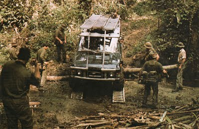 Land Rover Darien >> Legión Land Rover Colombia • Ver Tema - El Tapon del Darien